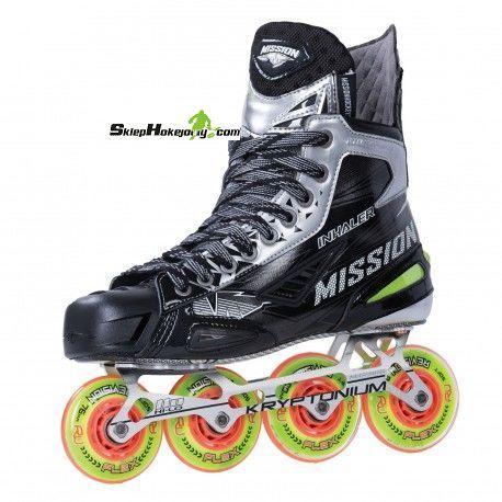 Rolki hokejowe Mission Inhaler DS7