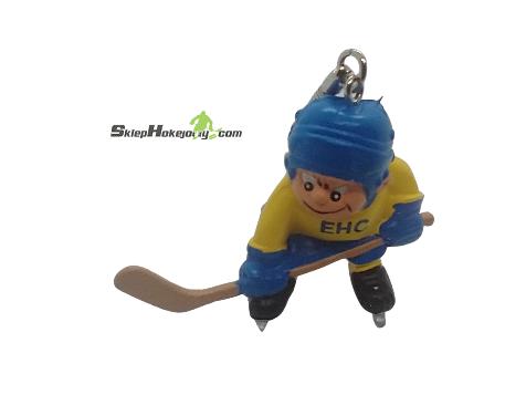 Breloczek Gracz hokejowy