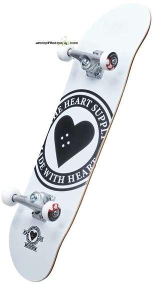 Heart Supply Logo Deskorolka Kompletna