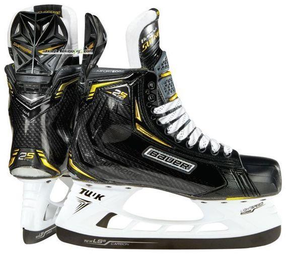 Łyżwy hokejowe Bauer Supreme BTH18 2S PRO SR