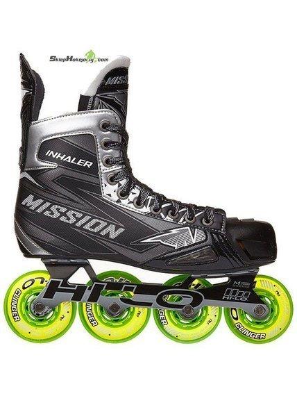 Rolki Hokejowe Mission INHALER NLS:04 Junior